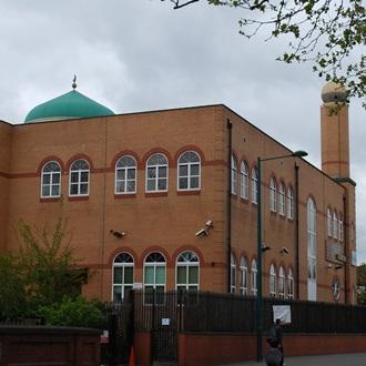 Al Madina Mosque Barking