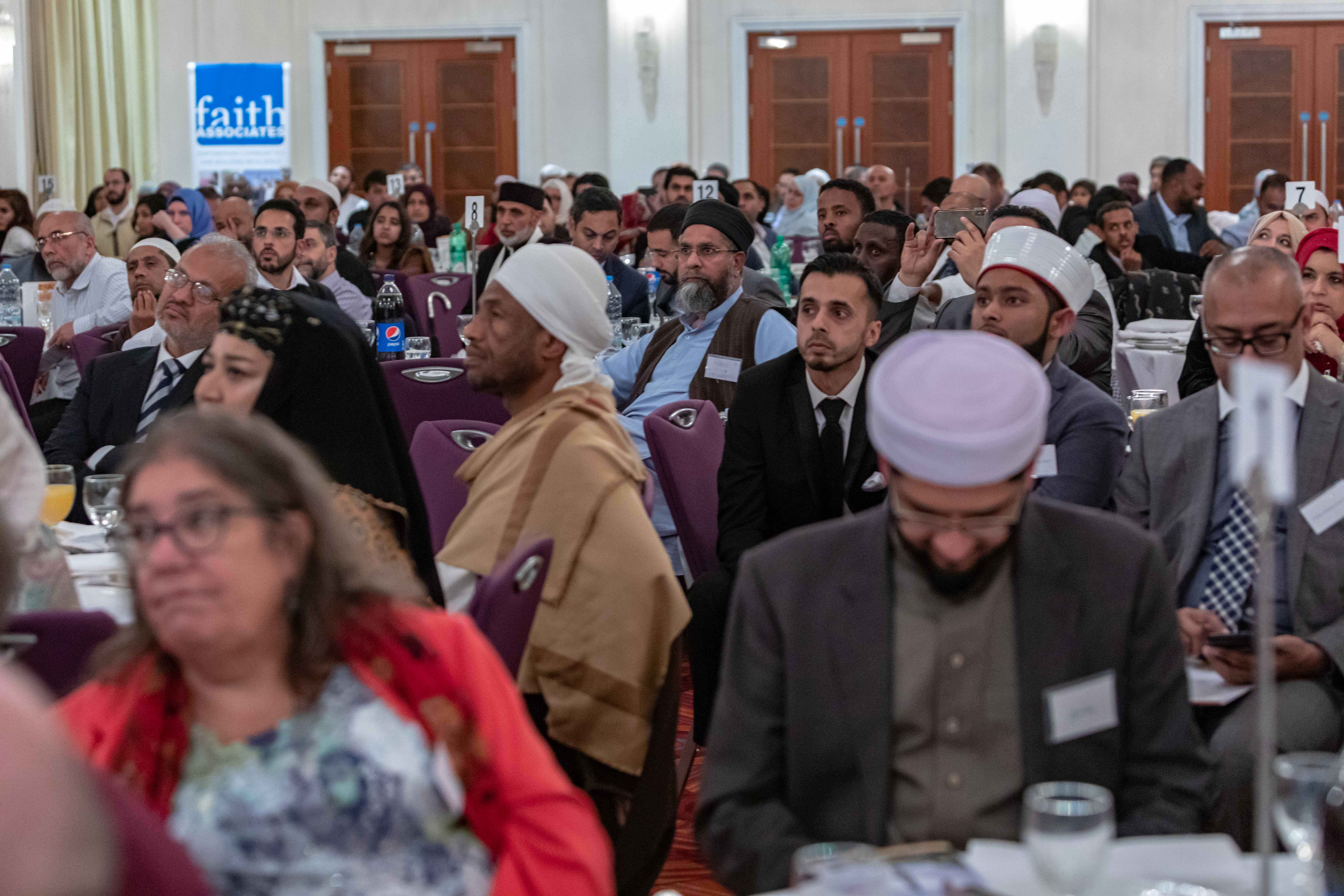 2018 Beacon Mosque Awards