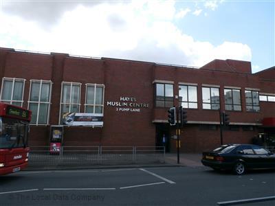 Best Elderly Service - Winner: Hayes Muslim Centre