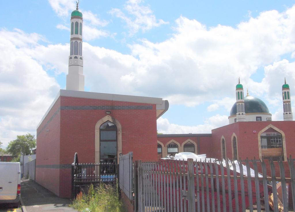 Best Womens Service - Winner: Khizra Mosque