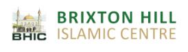 Brixton Hill Islamic Centre